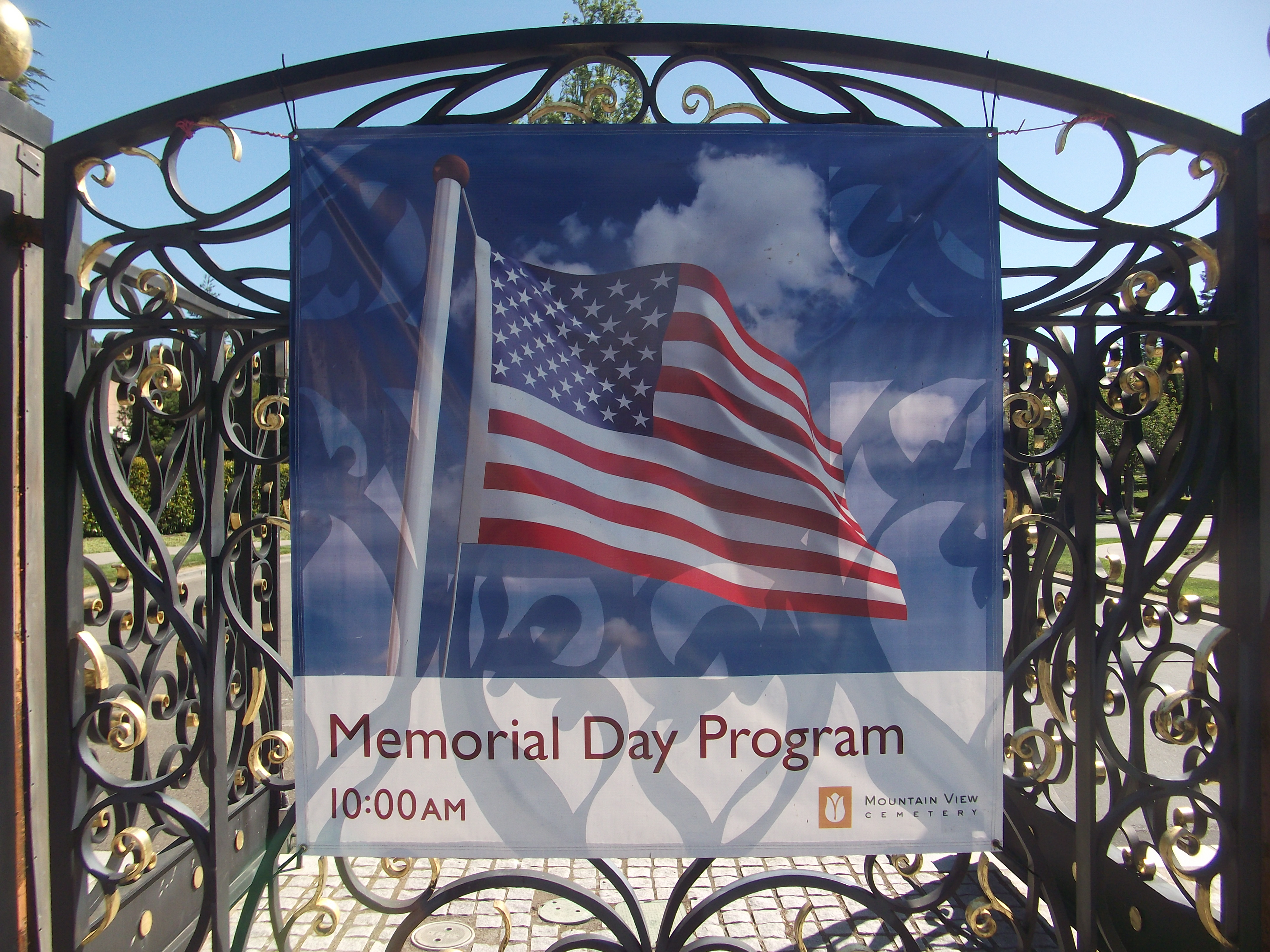 Mtn View Cemetery Memorial Day 2014 004