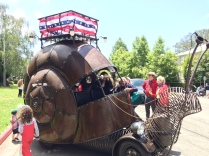 Snail car Piedmont Ca Parade 7-4-2018_4841 (2)